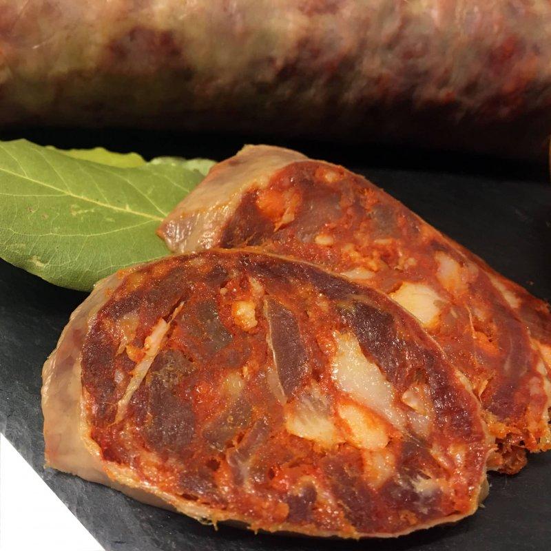 Muestra fotografía de Chorizo cular ibérico