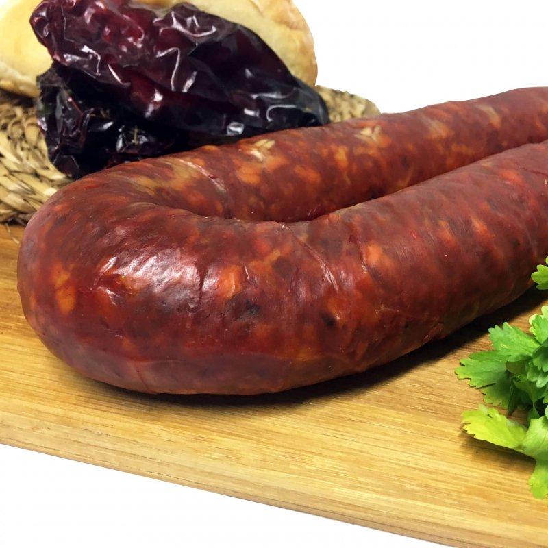 Muestra fotografía de Chorizo de cerdo dulce