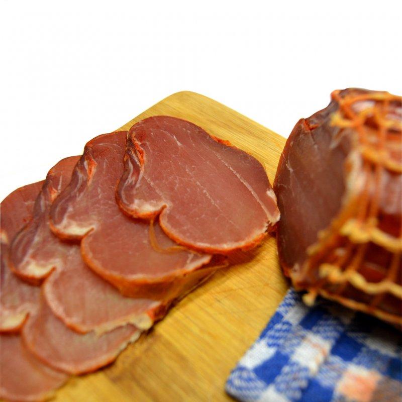 Muestra fotografía de Lomo de cerdo DUROC